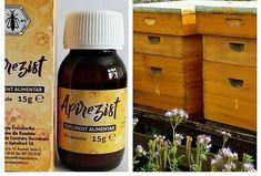 APIREZIST – tonic din produse apicole pentru persoanele care depun efort fizic și intelectual Natural Remedies, Drinks, Bottle, Food, Plant, Drinking, Beverages, Flask, Essen