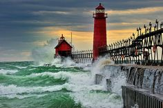 Grand Haven State Park - Grand Haven, Michigan is on the featured destination list for THE AMAZING CAMP-LAND RACE