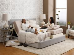 This would be perfect for us. We have the adjustable bed but could use the headboard and base.