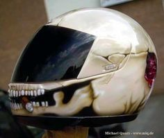 awesome airbrush helmet - Google Search
