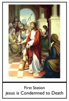 I made a set of Montessori style three part cards for the Stations of the Cross to go along with the Rosary cards I made last year. You can...