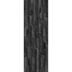 Make a statement with Aspen black split face tiles. These slate effect tiles with a matt finish have a luxurious natural character, in line with the latest interior and lifestyle trends. Made from high quality porcelain they are perfect for feature walls in domestic or commercial environments as well as outdoor spaces.