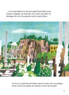 """This is Rome"" - M. Sasek http://ecx.images-amazon.com/images/I/517JUZW%2BkAL.jpg"