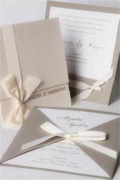 Η γοητεία της χάρτινης πρόσκλησης - Γάμος - Προσκλήσεις - in.gr