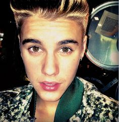 What Do You Think About Justin's Mustache?