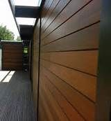Ipe Wood Cladding Photos