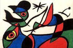 Joan Miró. Breve biografía. Ideal para niños