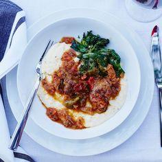 Braised Pork Shoulder with Polenta | Williams-Sonoma