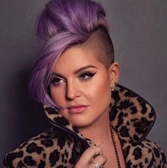 Kelly Osbourne Debuted a Totally Different (and Simply Lovely) Hairstyle