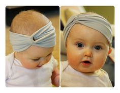@Jess Pearl Pearl Liu williams just in case the baby is actually cute and you dont need a gigantic bow.  this gets the Fanny seal of approval because it doesn't look like it cuts into her precious fat little head