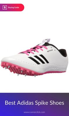 Searching for the best Adidas Spike Shoes? Take a look at the top-rated spike shoes, Pros & Cons and what to be aware of before buying them in a store! Running Equipment, Spike Shoes, Running Shoe Reviews, Adidas Running Shoes, Workout Shoes, Adidas Sneakers, Website, Fashion, Moda