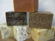 wonderful Blaull soaps (a blog with soap reviews)