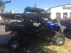 New 2017 Yamaha Wolverine R-Spec EPS w/ Aluminum Wh ATVs For Sale in California. 2017 YAMAHA Wolverine R-Spec EPS w/ Aluminum Wh, You want great suspension? The Wolverine R-Spec has it. Well equipped from the factory with the hard roof, electronic power steering, and fully adjustable shocks all the way around make this one of our personal favorites. Just ask us about it! We try what we sell so we have the firsthand knowledge of how all the side-by-sides we offer stack up. Want great climbing…