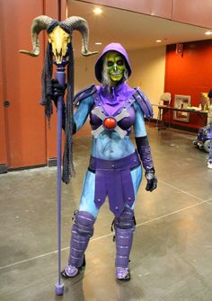 Lady Skeletor inspiration