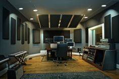 Image result for music studio paint colours