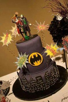 Batman wedding:)