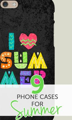 Discover phone cases for summer here!