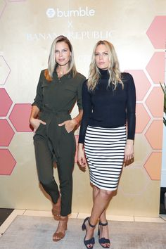 Erin and Sara Foster on Their New Fashion Collab and the Trends They Just Can't Get Behind Fashion Line, New Fashion, Fashion Trends, Sara Foster, Closet Basics, Cut And Color, Casual Looks, The Fosters, Winter Outfits
