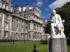 University Trinity College, Dublin, Republic of Ireland, Europe