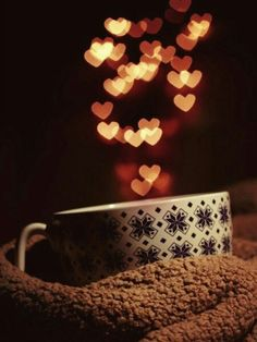 hearts and tea