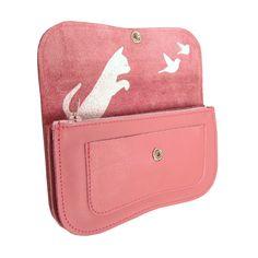 Roze portemonnee van Keecie
