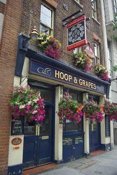 Hoop & Grapes, Farringdon, London