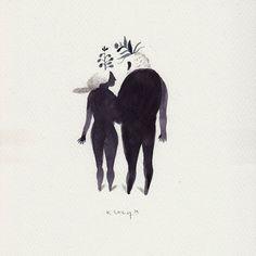 Ilustración | Monitología - Karina Cocq