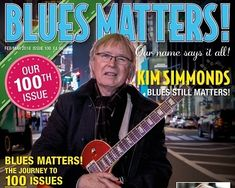 """""""Melodic, ripping guitar work and catchy chorus"""" ~ Blues Matters!"""