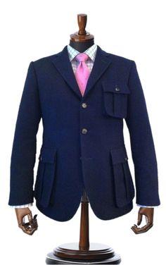 Travel Jacket Monogramme Gentleman, Blazer, How To Wear, Jackets, Travel, Fashion, Monogram, Down Jackets, Moda