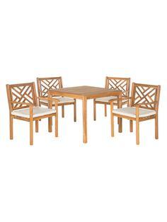 Safavieh Wyatt Dining Set (5 PC)