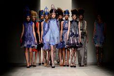 London Fashion Week, 13  - 17 September 2014