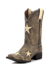 Women's Colt Ford Seeing Stars Boot - Vintage Honey, Vintage Honey