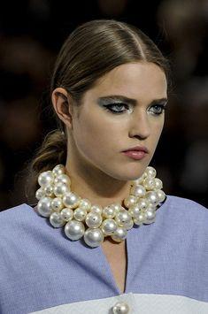 Chanel Spring 2013 - Details