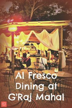 Outdoor Dining and other fun date ideas in Austin, Texas.