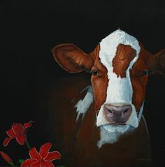 Lilly - Acrylic on Canvas - Tim Gagnon Studio offers a wide variety of online and DVD instructional art lessons in acrylic and oil. He has over 7000 students from around the world and his paintings are collected in over 30 different countries. Visit www.timgagnon.com for more information!