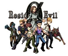 Resident Evil 0 by juniorbunny.deviantart.com on @deviantART