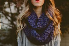 Chunky Crocheted Caring Cowl by CaringCowls on Etsy