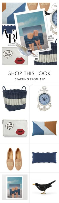 """""""In One Place"""" by cultofsharon ❤ liked on Polyvore featuring interior, interiors, interior design, home, home decor, interior decorating, Iphoria, Stubbs & Wootton and Royal Copenhagen"""