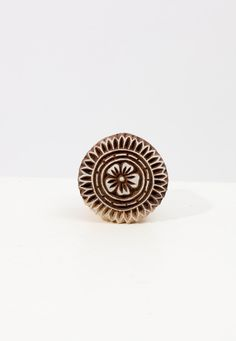 Indian Wood Stamps 231 by TATAindianwoodstamps on Etsy, $11.25