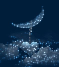 The perfect Animation Chand Animated GIF for your conversation. Bisous Gif, Sun Moon Stars, Good Night Sweet Dreams, Beautiful Moon, Good Morning Good Night, Love Spells, Magic Spells, Moon Art, Night Skies