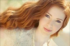 Beautiful redhead women, cute ginger girls and everything else fans of redheads love. A place where you can find pictures of red hair, freckles and more. Irish Redhead, Redhead Girl, Beautiful Red Hair, Gorgeous Redhead, Beautiful Freckles, Stunningly Beautiful, Gorgeous Women, Beautiful People, Rich Hair Color