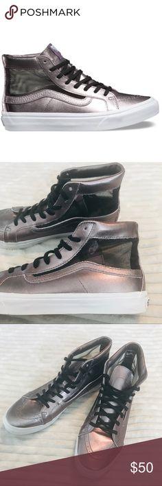 Top Hardware Herren dry rose VANS Sk8 Hi Mte Sneaker Pink