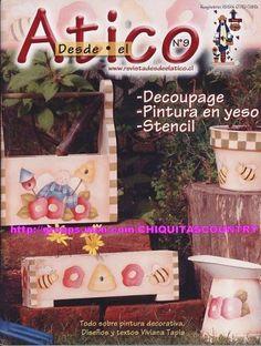 Desde el Atico nº 9 - Patry Brito - Picasa Web Albums