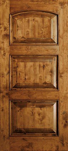 Custom Wood All Panel Exterior Door | JELD-WEN Doors & Windows