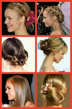 Cool hairdos Hairdos, Cool Hairstyles, Hair Makeup, Hair Styles, Beauty, Up Dos, Hair Plait Styles, Fancy Hairstyles, Party Hairstyles