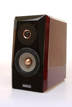 """Joseph Audio - Pulsar , High End Speakers"" !...  http://about.me/Samissomar"