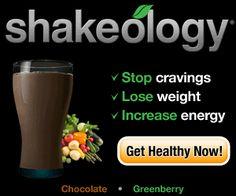 Enter to Win Free Shakeology!