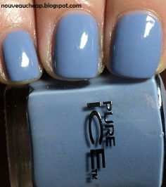 pure ice nail polish bikini creme