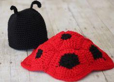 Crochet Lady Bug - Tutorial ❥ 4U hilariafina  http://www.pinterest.com/hilariafina/