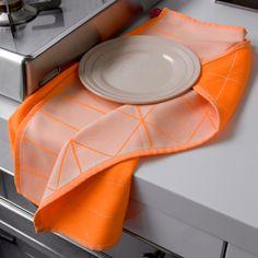 Hay Geschirrtuch Tea Towel 2er-Set, cold forest #HAY #artvoll #TopMarke www.artvoll.de